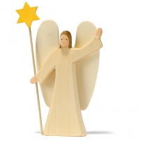 Ostheimer Angel With Star - 2 Pieces