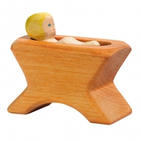 Ostheimer Crib With Child - 2 Pieces