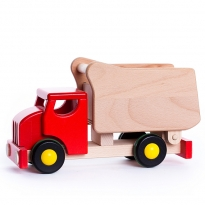 Bajo Red Tipper Shape Sorter