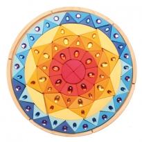Grimm's Sparkling Mandala Sun