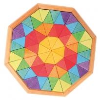 Grimm's Building Octagon Puzzle
