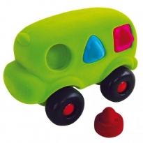 Rubbabu Rubber Shape Bus