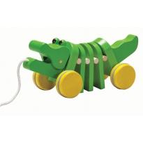 Plan Toys Dancing Alligator Solid