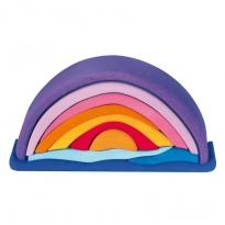 Glückskäfer Purple Sunrise Set