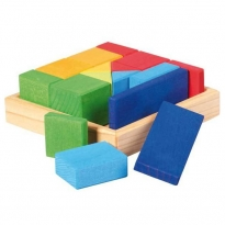 Glückskäfer Mixed Shapes Quadrat Kit