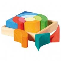 Glückskäfer Circles Quadrat Kit