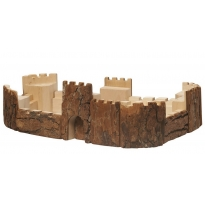 Glückskäfer Branch Wood Castle