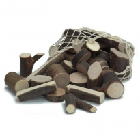 Glückskäfer Branch Wood Bricks