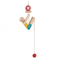 Plan Toys Rope Climbing Acrobat