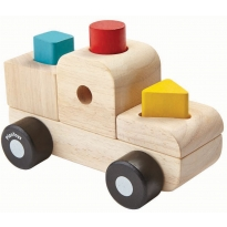 Plan Toys Truck Sorting Puzzle