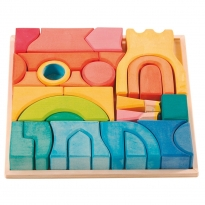Ostheimer Rainbow Castle Blocks
