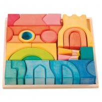 Ostheimer Rainbow Castle Blocks