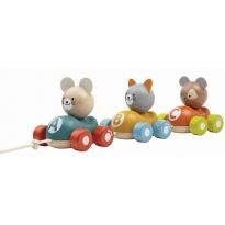 Plan Toys Animal Train