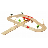 Plan Toys Deluxe Road System PlanWorld