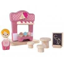 Plan Toys Ice Cream Shop PlanWorld