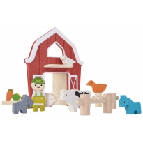 Plan Toys Farm PlanWorld