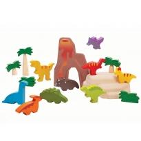 Plan Toys Dinosaurs