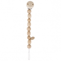 Heimess Natural Wood Pacifier Chain