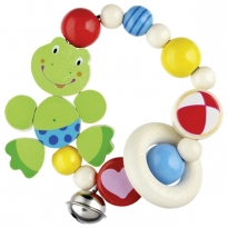 Heimess Elastic Frog Touch Ring