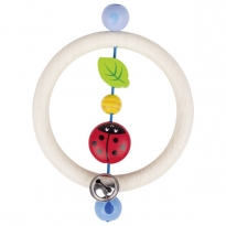 Heimess Ladybird Touch Ring