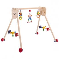 Heimess Baby Gym & Walking Heart Bear