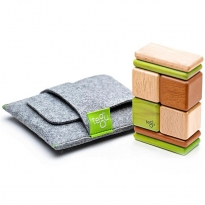 Tegu Jungle 8 Piece Pocket Pouch