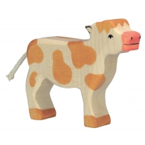 Holztiger Brown Standing Calf