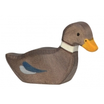 Holztiger Swimming Duck