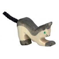 Holztiger Small Black Cat