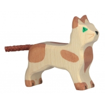 Holztiger Small Standing Cat
