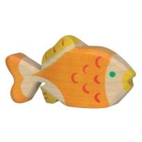 Holztiger Goldfish