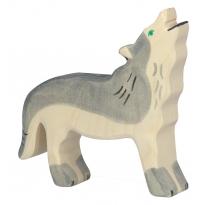 Holztiger Howling Wolf