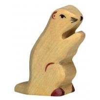 Holztiger Groundhog