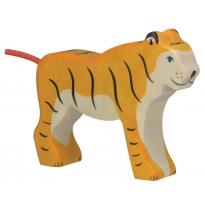 Holztiger Standing Tiger