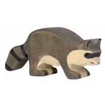 Holztiger Raccoon