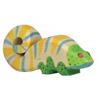Holztiger Chameleon