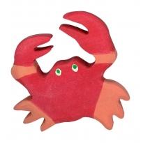Holztiger Crab