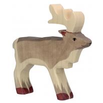 Holztiger Reindeer