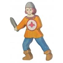 Holztiger Boy In Orange Shirt