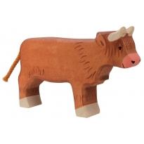 Holztiger Standing Highland Cattle