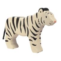 Holztiger Standing White Tiger