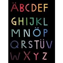 Grimm's Magnet Puzzle Alphabet