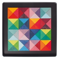Grimm's Triangles Magnet Puzzle
