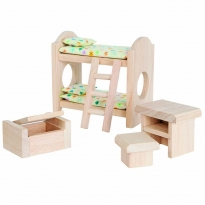 Plan Toys Classic Children's Bedroom