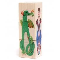 Bajo Legend Of The Wawel Dragon Turning Blocks