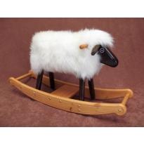 Rocking Lamb - Ivory Fleece (Made In Wales)