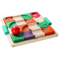 Plan Toys Balancing Ball Tracks