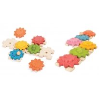 Plan Toys Gears & Puzzles Standard