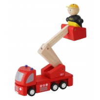 Plan Toys Fire Engine PlanWorld