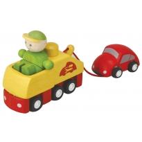 Plan Toys Car Repair Set PlanWorld